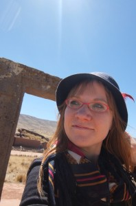 Sometimes everything is bad but the sun is shining and you feel great. Bolivia 2013