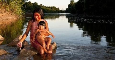 Brazil Woman Child