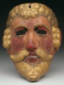 Conquistador Mask