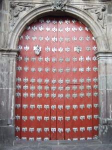 Ecuador Door