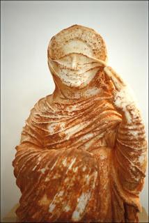 Libya statue
