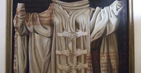 Quito Painting