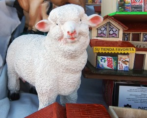 Heck *I* want this sheep
