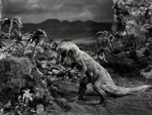 The Lost World (1925): Silent Film, South America, and Dinos. YES Please!