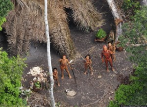 Uncontacted People Brazil